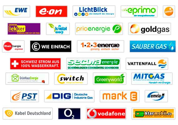 Produktportfolio von EnerTel Direkt!